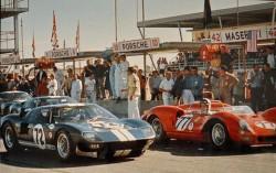 Ford v. Ferrari filminin ikinci fraqmenti yayımlandı