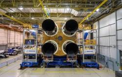 NASA Aya uçmaq üçün raket yaratdı