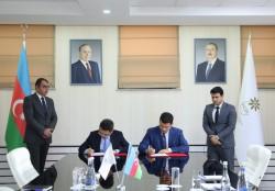 KOBİA və Huawei arasında əməkdaşlığa dair memorandum imzalanıb