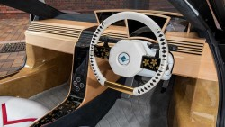 Yaponiyada taxta super avtomobil hazırlanıb - VİDEO