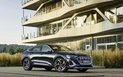 Los Ancelesdə Audinin yeni modeli təqdim olundu - Fotolar
