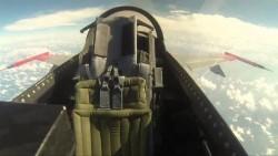 ABŞ F-16 qırıcısılarını PUA-lara çevirir - VİDEO