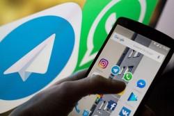 Telegram-ın yaradıcısı telefonlarda - WHATSAPP-I POZMAĞA ÇAĞIRIB