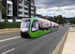 Dünyada ilk relssiz tramvay xətti Çində istifadəyə verilib