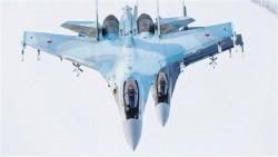 Suriyada Su-35-lər İsrail təyyarələrini ələ keçirdi