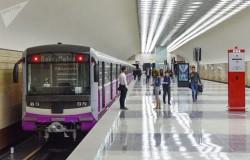 Bu gün metronun Gənclik stansiyası 00:30-a qədər fəaliyyət göstərəcək