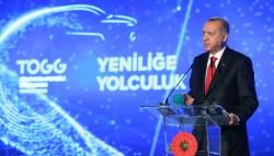 R.T.Ərdoğan: Türkiyə artıq yeni texnologiyaların alıcısı deyil, istehsalçısı oldu