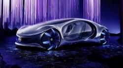 Mercedes-in qeyri-adi modeli təqdim edildi: qapıları yoxdur