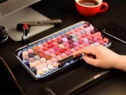 Xiaomi şirkəti qeyri-adi dizaynlı mexaniki Bluetooth klaviatura təqdim edib