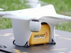 Swiss Post məktub və tibbi analizlərin dronlarla çatdırılması xidmətini bərpa edib