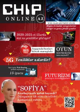 Chip Azərbaycan texnoloji xəbər jurnalı
